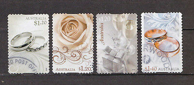 AUSTRALIA recent High value Greetings Occasions 2010 - 2014 P&S s/a FINE USED