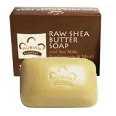 Bar Soap Raw Shea Butter , 5 Oz by Nubian Heritage