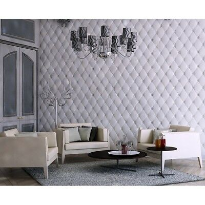 *ether* 3d Decorative Wall Panels 1 Pcs Abs Plastic Mold For Plaster Business & Industrial