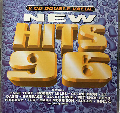 NEW HITS 96 Compilation 2CD Set. Brand New & Sealed