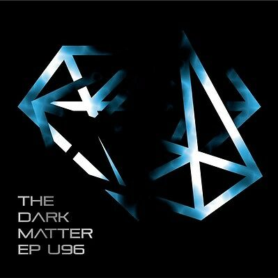 U96 The Dark Matter LP VINYL 2016 LTD.500