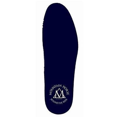Mountain Horse Equestrian Nylex Poron Soft Shockproof Rider Footwear Insoles