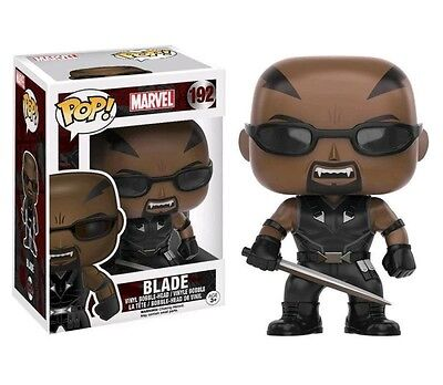 POP Vinyl Figure Bobble-Head Marvel Blade #192 Funko In Stock