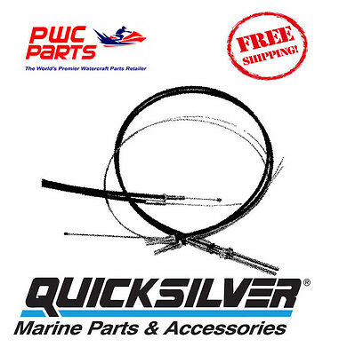 MERCRUISER OEM QUICKSILVER Bravo I/II/III 1/2/3 Lower Shift Cable Kit 865437A02