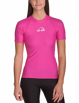 IQ UV 300 Shirt Slim Fit Damen (pink) 665122.2339 Collection 2017 NEU !!!