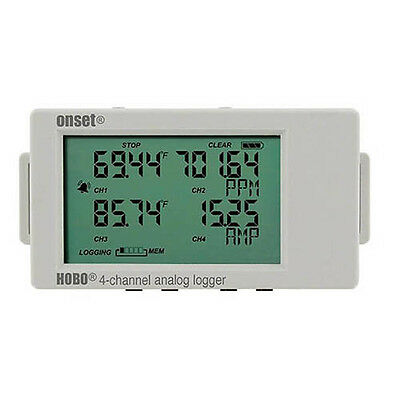 Onset UX120-006M, HOBO UX120 4-Channel Analog Data Logger