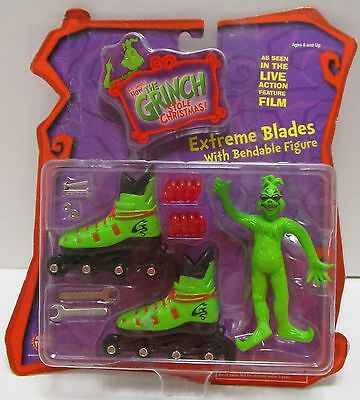 Way Out Toys Dr. Seuss How The Grinch Stole Christmas Extreme Blades **mip**