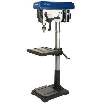 RIKON 30-240 110-Volt 20-Inch 1-Hp Heavy Duty Powerful Floor Model Drill Press