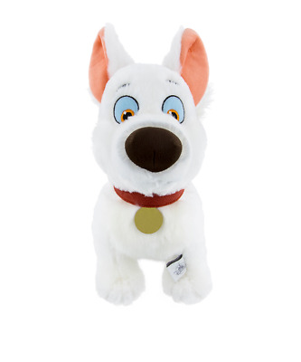 "Disney Parks Bolt Plush 10""  Walt Disney World New With Tag"
