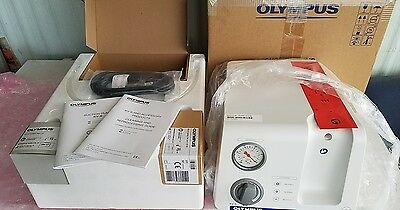 New Olympus KV-6 Endoscopic Suction Pump Open Box Inventory...Never Used