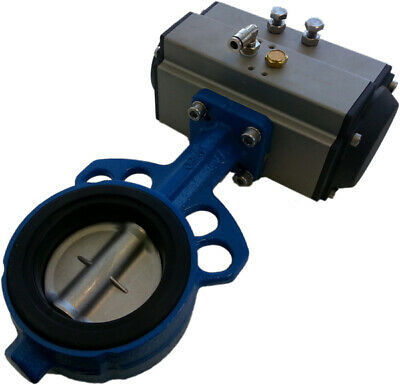 80mm 3 Butterfly Valve SR - Air Actuated