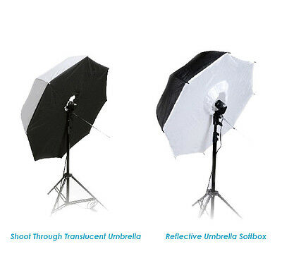 "Neewer 43"" Diameter Photography Studio Reflective Softbox Umbrella UD#20"