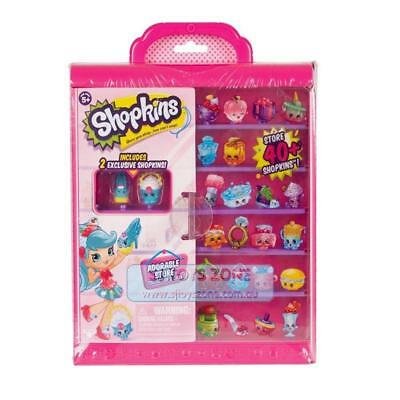 Shopkins Party Season 7 Collector Case Shopkins Storage Kids Collection Toy