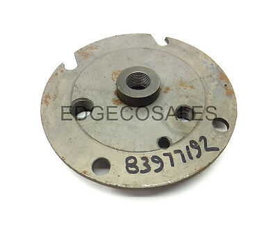 "New Holland ""10 Series"" Tractor Rear Axle Centre Housing Cover - 83977192"