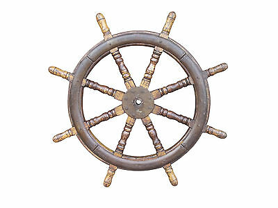 19th Century Ship Wheel