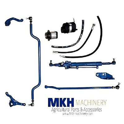 Power Assisted Steering Kit Fits Ford 3000, 3600, 2000, 2600