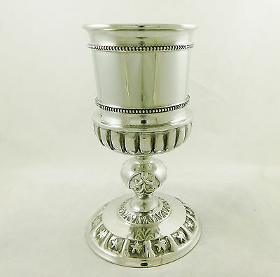 GAME of THRONES GOBLET HALLMARKED HIGH QUALITY ENGLISH  PEWTER Made in England