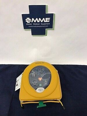 Heartsine Samaritan 300P w/ Case, New Battery/ Pads