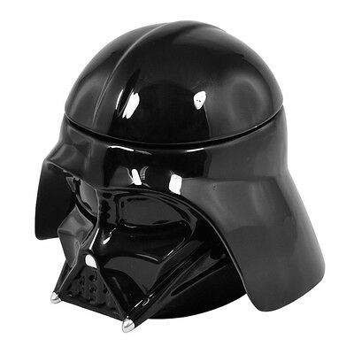 Official Licensed Product Star Wars Darth Vader Cookie Jar Kitchen Gift Fun New