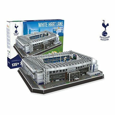 TOTTENHAM HOTSPUR Stadium 3D Puzzle Football Soccer Game Mens Boys Gift Spurs