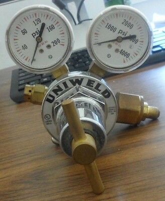 Uniweld Compressed Gas Regulator Ruh8218-2