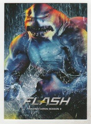 2017 Wondercon Promo Card Flash P2 Cryptozoic
