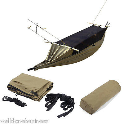 FREE SOLDIER 4 Seasons Multifunctional Portable Tent Hammock for Camping Hiking