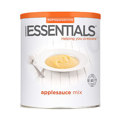 EMERGENCY ESSENTIALS - Dehydrated Applesauce #10 Can