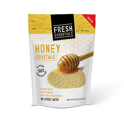 FRESH ESSENTIALS - Honey Crystal Pouch - 6 Pack