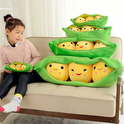 Fashion Cute Toy Story 3 Peas in a Pod Stuffed Plush Pillow Dolls Gift New 25cm