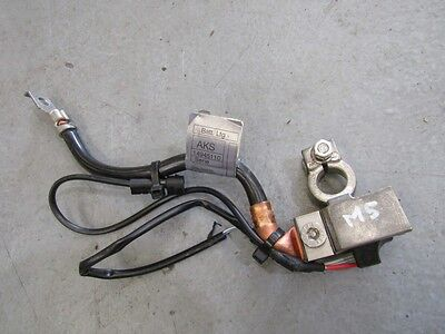 BMW E60 M5 Battery Terminal Wire OEM
