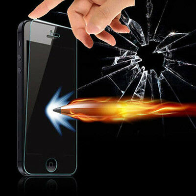 Screen Protector Tempered Glass Protective Film Guard For iPhone 5 6 7 7plus SE