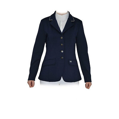 HyFASHION Olympic Ladies Competition Jacket Water Repellent Navy XS-XL