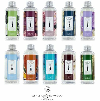 Ashleigh & Burwood Home Fragrance Reed Diffuser Refill Scent Air Freshener 180ml
