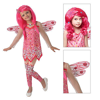 Rubies Official Childs Deluxe Mia & Me Girls Fancy Dress Costume Outfit Or Wig