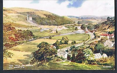 Valentines Postcard The Vale Of Avoca Co Wicklow 1935
