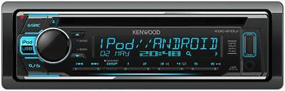 Kenwood KDC-210UI MP3 USB Music Receiver Device Car Stereo with CD Player