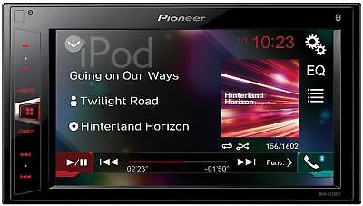 Pioneer MVH-AV290BT In-Car Technology Audio Video USB Bluetooth Car Stereo