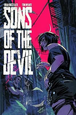 Sons Of The Devil #3 (Mr)
