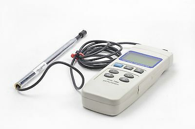 Omega HHF2005HW Hot Wire Anemometer- Real Time Data Logger + Air Flow
