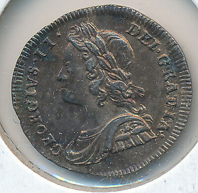 Great Britain Victoria Twopence 1732