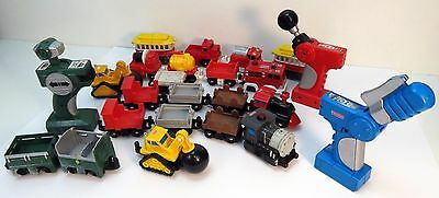GeoTrax Engines Controllers Train AS IS for REPAIR Lot of 24 Pieces