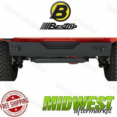 Bestop Highrock 4x4 Modular Approach Roller Kit for 44940-01 Rear Bumper