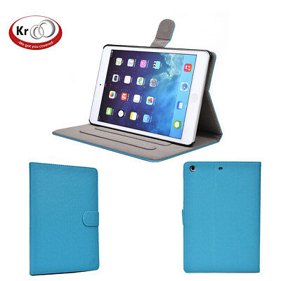 KroO Folio Cover Case for Apple iPad Mini (1, 2, 3)