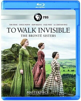 Masterpiece: To Walk Invisible - Bronte Sisters (2017, Blu-ray NEUF) (RÉGION A)