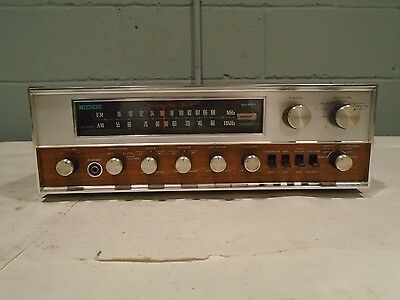 Pioneer SX-700T Stereo Amplifier Tuner am/fm WORKS Vintage 1970s RARE Excellent
