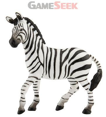 Papo Zebra Figure (Multi-Colour) - Toys Brand New Free Delivery