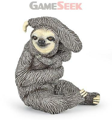 Papo Sloth Animal Figure - Toys Brand New Free Delivery