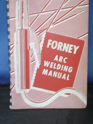 Forney Arc Welding Manual