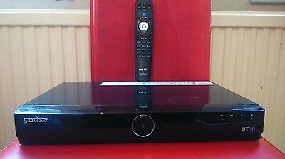 Bt  Youview  Dtr T1000 Set Top Box Recorder- 500Gb